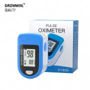 GrowWin Pulse Oximeter (X-1906) Blue